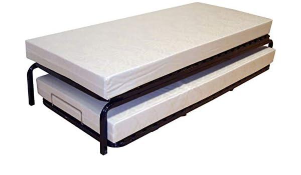 COREME Pack somieres encajables con colchón 38 kg: Amazon.es: Hogar