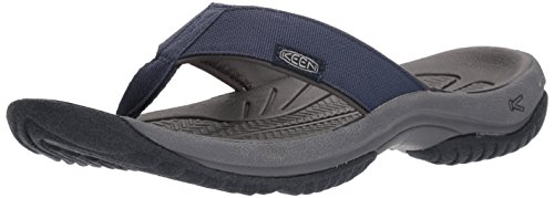 KEEN Steel m Sandal Blues Dress Flat Men's Kona Grey Flip avqwaTr