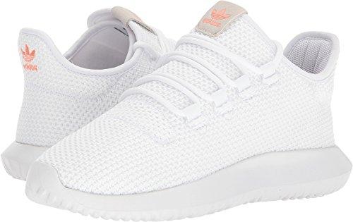 adidas Originals Damen Tubular Shadow W Sneaker Weiß / Weiß / Schwarz