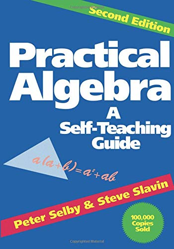 Pdf Science Practical Algebra: A Self-Teaching Guide, Second Edition