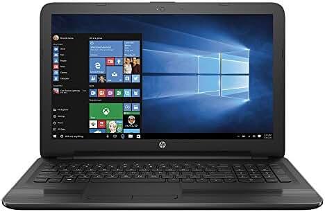 HP 15.6-inch Premium Laptop PC, AMD Quad-Core APU 2.0GHz Processor, 4GB DDR3 RAM, 500GB HDD, Radeon R4 graphics, SuperMulti DVD Burner, HDMI, Windows 10