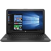 HP 15.6-inch Laptop PC, AMD Quad-Core APU 2.0GHz Processor, 4GB DDR3 RAM, 500GB HDD, Radeon R4 graphics, SuperMulti DVD Burner, HDMI, Windows 10
