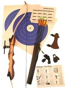 Ragim Wildcat Jr Takedown Recurve Bow Complete Archery Set RH 20#