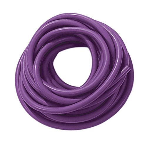 Power Systems Bulk Tubing, 25 Feet per Box, Resistance Band Level:  Extra Heavy, Purple, (84471)