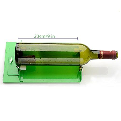 Agptek long glass bottle cutter machine cutting tool for wine import it all - Machine a couper le verre ...