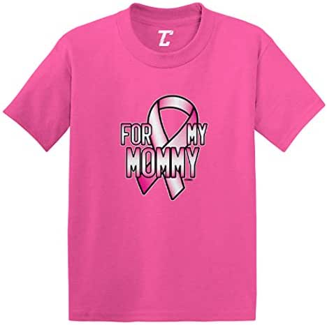 for My Mommy - Breast Cancer Ribbon Infant/Toddler Cotton Jersey T-Shirt