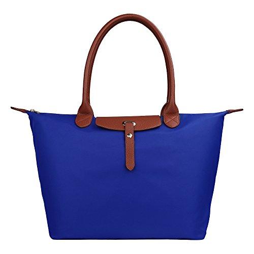 La Femmes Blue CrossBody Des à Sacs Bag Vintage Casual De Mode Main StA46