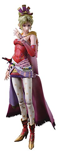 Square Enix Dissidia Final Fantasy: Terra Branford Play Arts Kai Action Figure from Square Enix