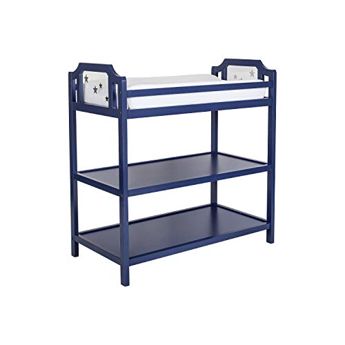 Suite Bebe Celeste Changing Table Navy Blue