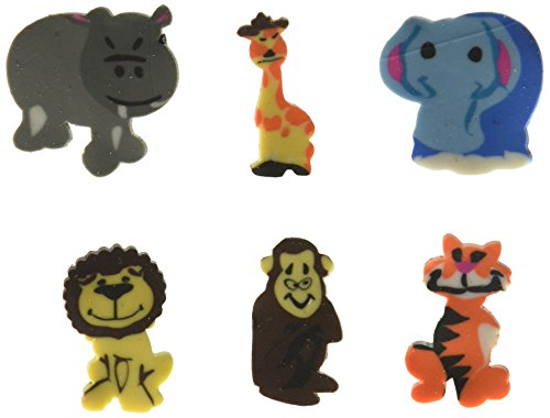 Zoo Animal Eraser - 3
