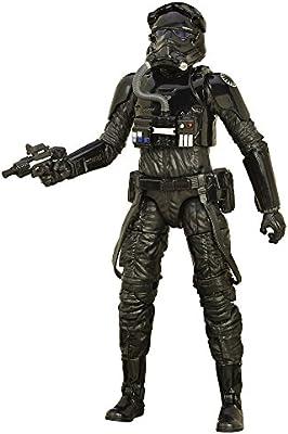 """Star Wars Black Series Wave 5  Force Awakens FIRST ORDER FLAMETROOPER Loose 6/"""""""