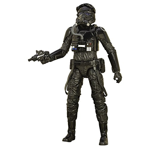 Star Wars Fighter Pilot (Star Wars: The Force Awakens Black Series 6 Inch First Order TIE Fighter)