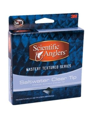 Scientific Anglers Mastery Textured Saltwater WF10F With Rear Loop