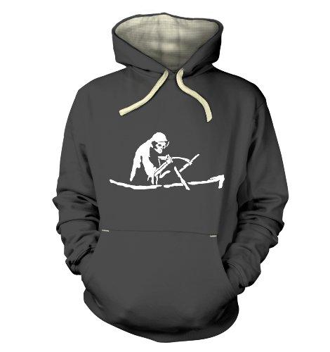 Rowing Mens Hoodie - 7