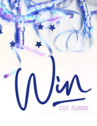 Win 2020 Planner: Weekly Competition Organizer For Sweepers And Compers