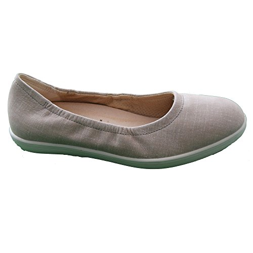 Powder Closed Maleo Flats Ballet Women's Toe Legero wRZxpYqx