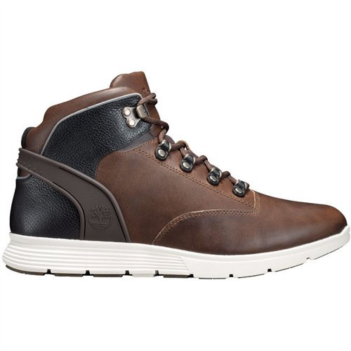 Timberland Killington Leather Hiker Boot – Men's Medium Brown Full Grain, 8.5