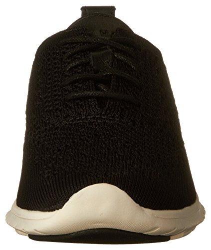 Haan Zerogrand Knit Cole Stitchlite Women's Black Sneakers gqnRAwd