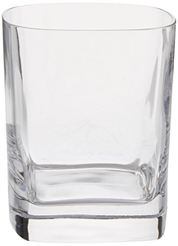 itchen, LUIG9 09833/06 Strauss 11.75 oz Double Old Fashion Glasses, Set of 6, Clear ()
