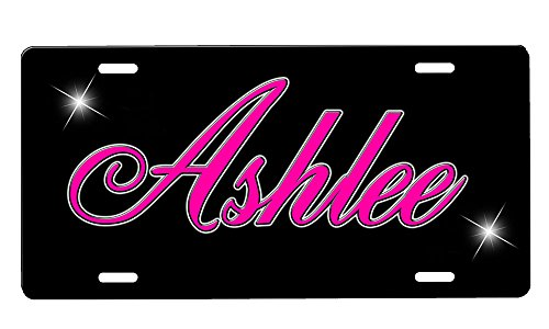 Airbrushed Car Tag (Personalized Custom License Plate)