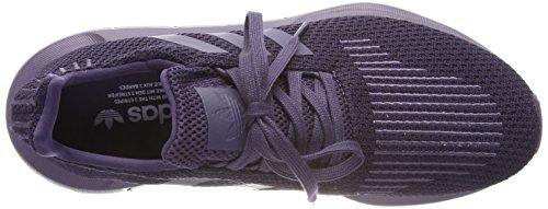 adidas Swift Run W, Chaussures de Running Femme, Noir Violet (Purtra / Purtra / Purtra 000)