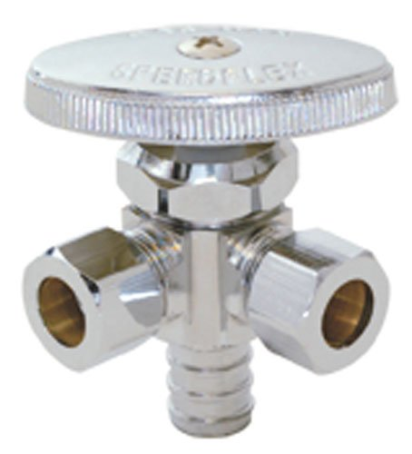 (Eastman 04343LF multi turn dual outlet stop valve)