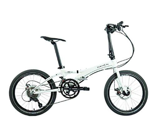 "Dahon Visc D18 Snow 20"" Folding Bike Bicycle"