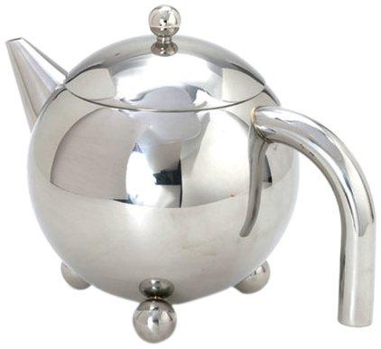 Cuisinox TEA-42182C Teapot with Infuser, ()