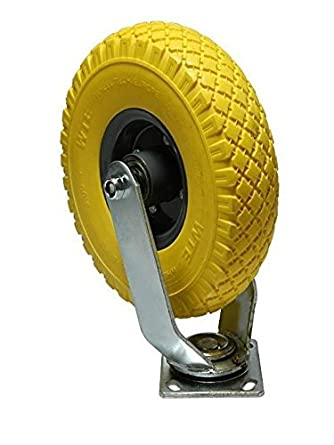 Rueda de rodamiento de bola con rueda de poliuretano (pannenfrei HKB® de poliuretano)