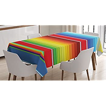 Amazon.com: Fiesta Tablecloth - Tableware & Table Covers: Home ...