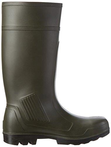 Dunlop Stivali da Lavoro Purofort Professionale Completa Sicurezza Verde Scuro S5 C462933 verde