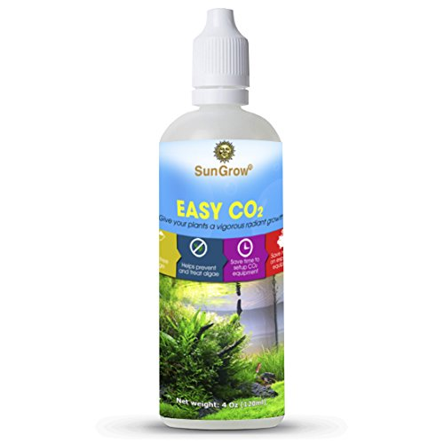 Rhinox Easy CO2 - A Must Have Product For Supplementing Carbon in Tanks : Make Your Aquarium Plants Beautiful & Healthy