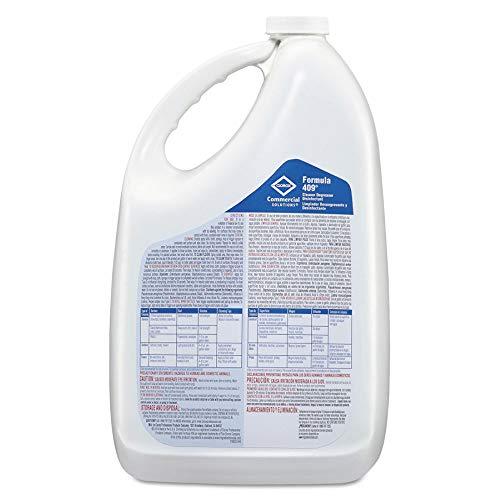 Formula 409 35300 Cleaner Degreaser Disinfectant, Refill, 12
