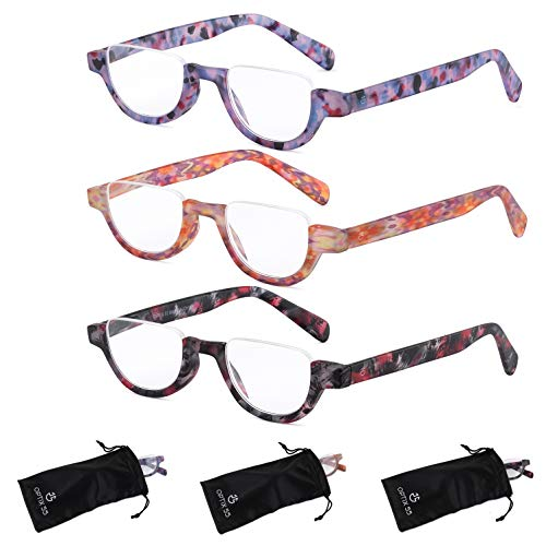 Where to find half reading glasses women?