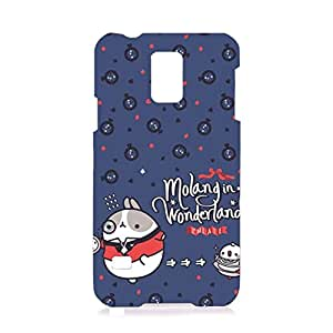 Samsung Galaxy S5 I9600 Popular design cover molang Fashionable design 3D Samsung Galaxy S5 I9600 molang Popular style