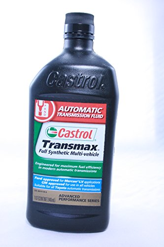 full synthetic transmission fluid - 6