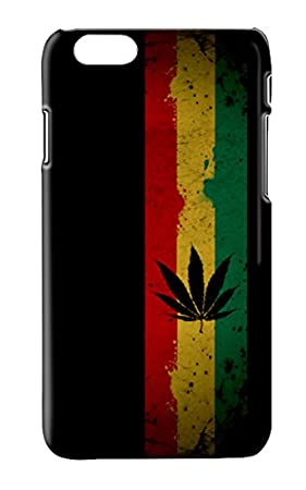 Funda Carcasa Cannabis Marihuana para LG Q6 plástico rígido ...