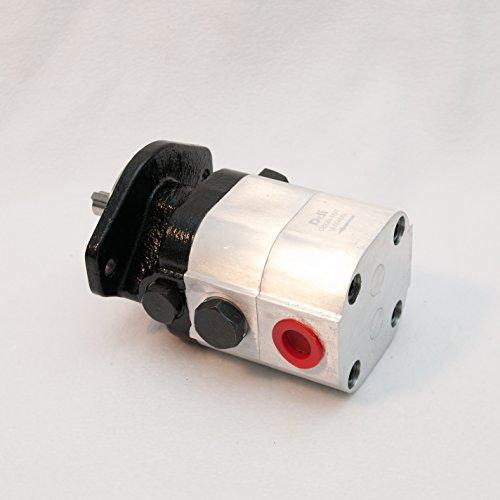 - 22 GPM 2 Stage Hydraulic Log Splitter Pump