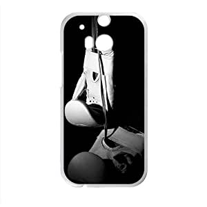 Boxing Pattern Custom Protective Hard Phone Cae For HTC One M8
