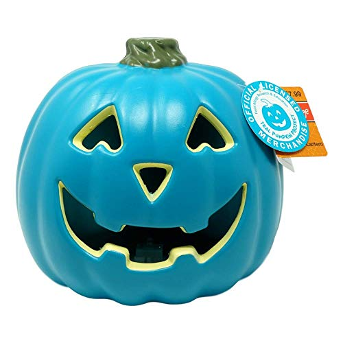 Teal Pumpkin Jack O' Lantern ()