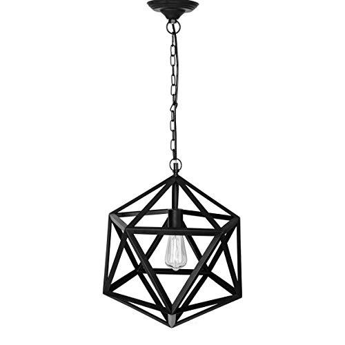 5 Cage Pendant Light