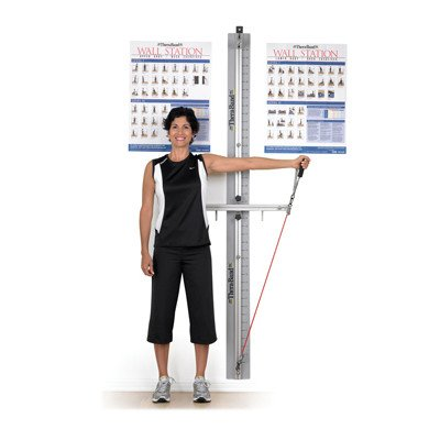 Thera-Band 10-1571 Exercise Wall Station by TheraBand