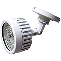 CMVision IR56 - 56 LED Indoor/Outdoor Long Range 100ft IR Illuminator With Free 1A 12VDC Adapter