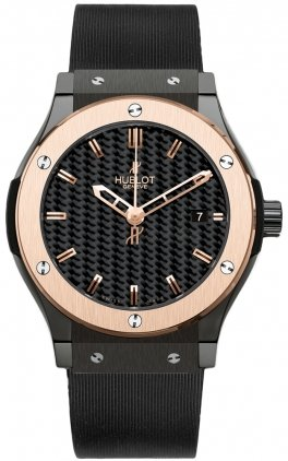 Hublot 511.CP.1780.RX - Reloj de pulsera hombre, caucho
