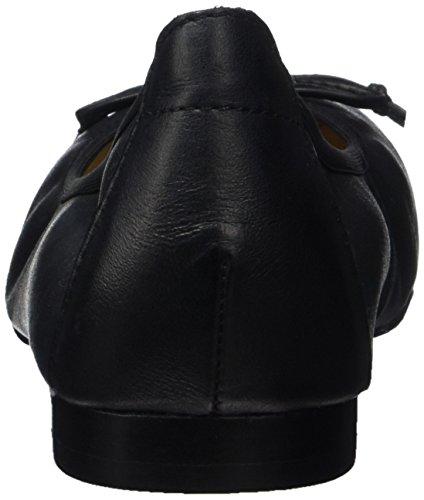 Black 22102 Nappa Mujer para Negro Caprice Bailarinas vpxqSAv1