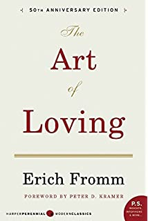 the art of loving essay The art of loving (by erich fromm, 1956) is rare in its ability to treat love as an active art, rather than a passive falling into, in the book fromm w.