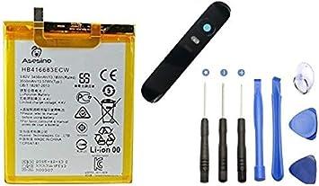 Batterie Asesino Compatible avec Apple iPad 6//iPad Air 2 avec Adh/ésif Trousse /à Outils pour A1547 A1567 A1566 7340mAh 12 Mois de Garantie