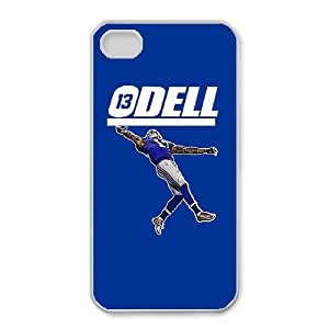 iphone4 4s case(TPU), odell beckham Cell phone case White for iphone4 4s - HHKL3341233