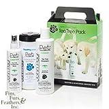 John Paul Pet Tea Tree Grooming Set, 3-Pack