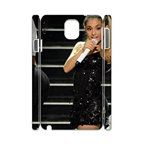 QSWHXN Diy case Ariana Grande customized Hard Plastic case For samsung galaxy note 3 N9000